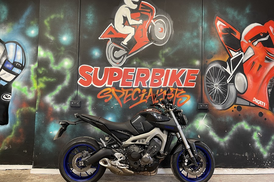 Yamaha MT-09 2013 | 3 keys | 2 owners from new!