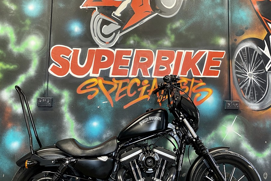 Harley Davidson Sportster XL 883 Iron 2012 | Fully Loaded | See Spec